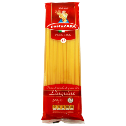 Pasta Zara Лапша 011 Linguine pasta