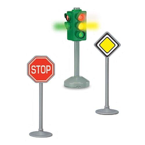 Dickie Toys Светофор и дорожные dickie светофор набор дорожных знаков 24 см 3741001