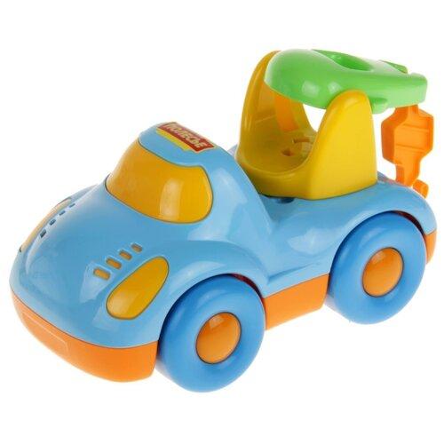Фото - Эвакуатор Полесье Дружок 67869 полесье набор игрушек для песочницы 468 цвет в ассортименте