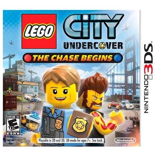 LEGO City Undercover: The Chase