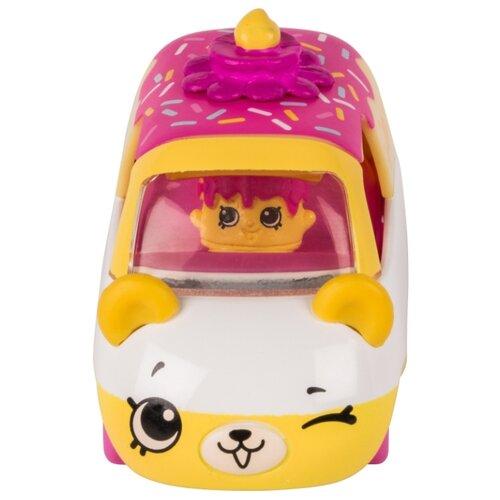 Игровой набор Moose Cutie Car с moose игровой набор moose cutie car машинка с мини фигуркой shopkins peely apple wheels