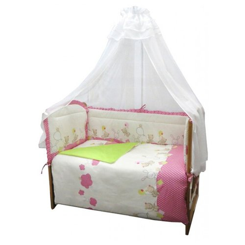 комплекты в кроватку Sonia Kids бортик в кроватку В