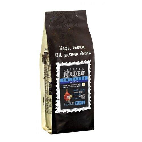 Кофе в зернах Madeo Амаретто
