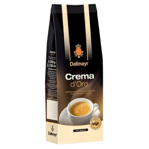 Кофе в зернах Dallmayr Crema