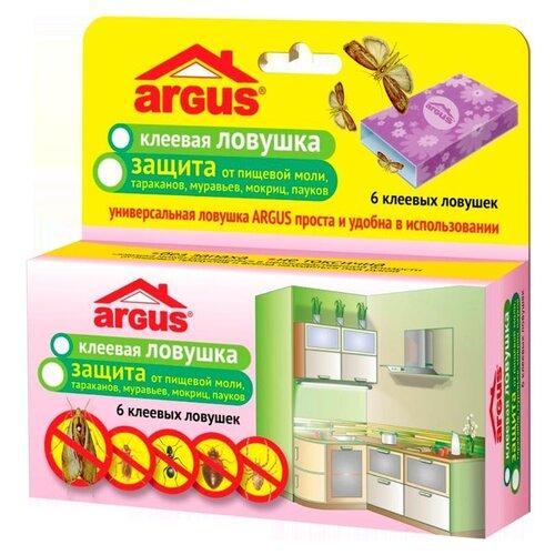 Ловушка ARGUS от пищевой моли свеча от комаров argus