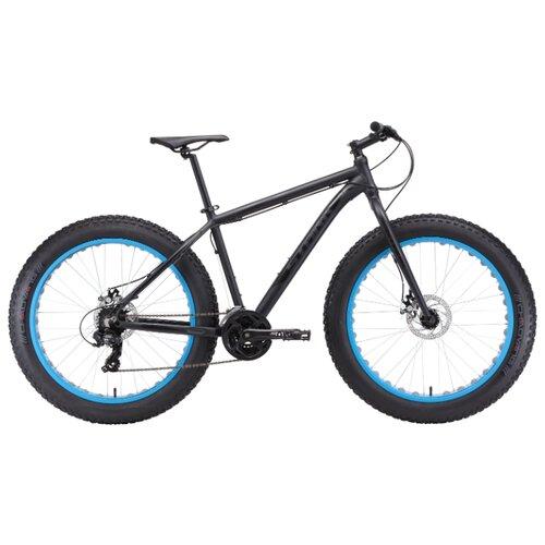 Фэт-байк STARK Fat 26.2 D 2018 велосипед stark fat 26 2 hd 2019