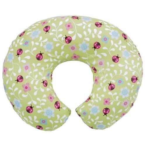 Подушка Chicco Boppy хлопок подушка для кормления chicco boppy ladybug lane