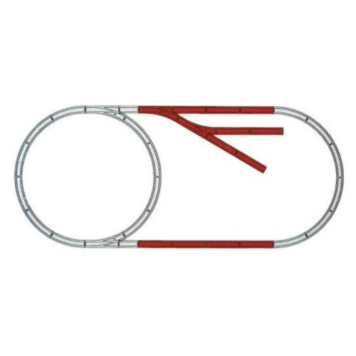 Mehano Набор рельс №2 F102 набор рельс 1