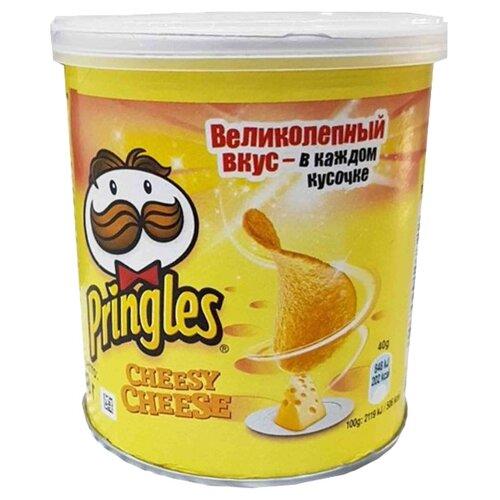 Чипсы Pringles картофельные