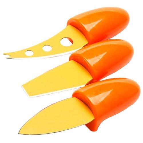 Набор MAYER & BOCH 3 ножа 24188 кеннел с на острие ножа роман
