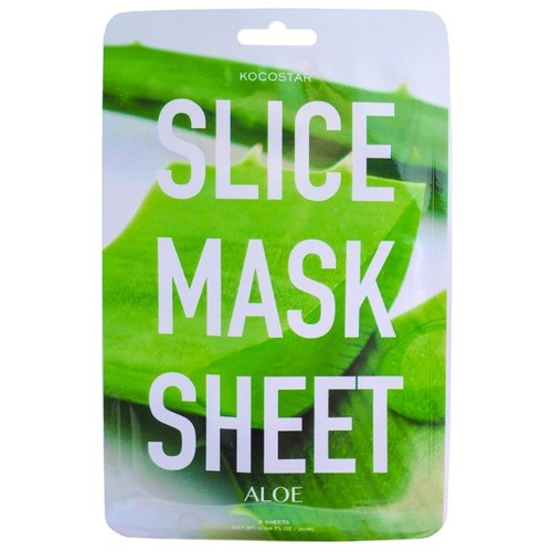 Kocostar Маска-слайс для лица маска для тела kocostar для