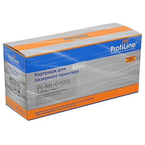 Фото - Картридж ProfiLine PL-MLT-D103L картридж profiline pl c8061x