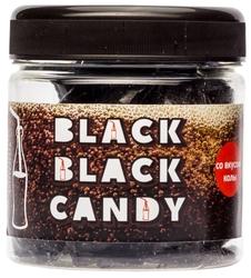 Леденцы Caramila Black black candy со вкусом колы 110 г