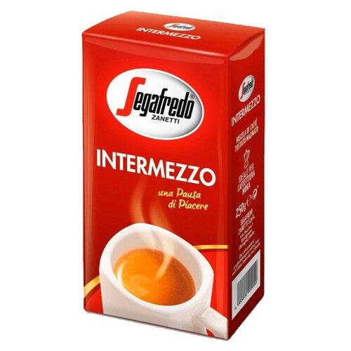 Фото - Кофе молотый Segafredo INTERMEZZO segafredo intermezzo кофейный набор кофе молотый 250 г термокружка 400 мл