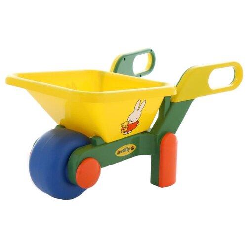 Фото - Тележка Полесье Миффи №2 64301 полесье игрушечная тележка supermarket 1 с набором продуктов цвет в ассортименте