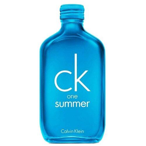 Calvin Klein CK One Summer 2018 calvin klein ck one summer 2014