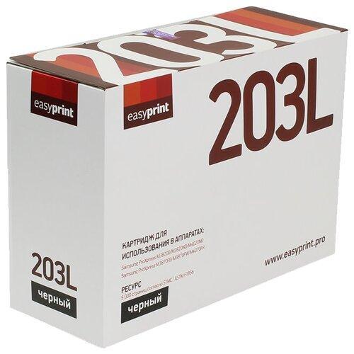 Картридж EasyPrint LS-203L картридж easyprint ls 101s черный для лазерного принтера