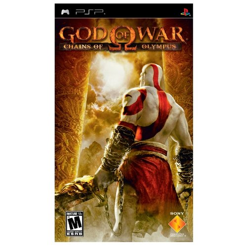 God of War: Chains of Olympus god of war chains of olympus