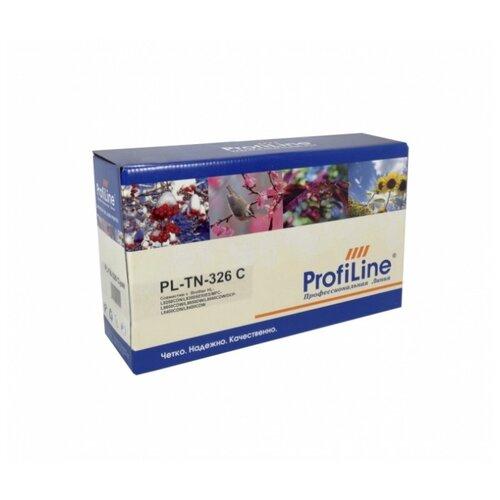Картридж ProfiLine PL-TN-326C картридж profiline pl tn 241c cyan для brother hl3140cw 3170сdw dcp9020cdw mfc9330cdw 1400стр