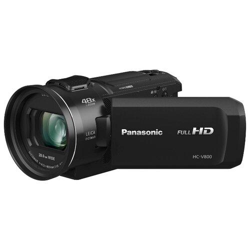Фото - Видеокамера Panasonic HC-V800 цифровая видеокамера panasonic hc v 380 черный