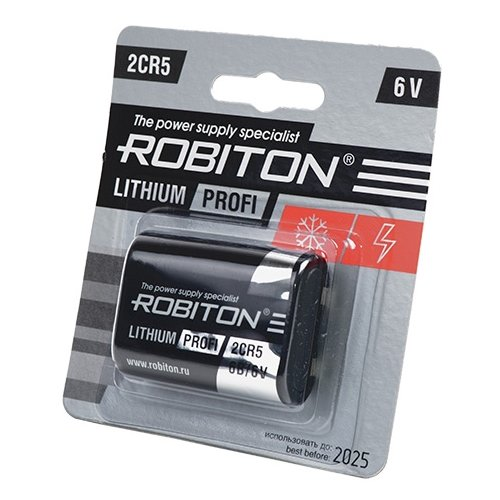 Батарейка ROBITON Lithium Profi батарейка cr14250 robiton profi r cr14250 pk1 14634
