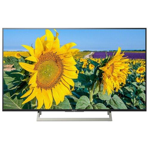 Фото - Телевизор Sony KD-43XF8096 42.5 жк телевизор sony led телевизор 85 kd 85zg9