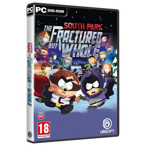 South Park The Fractured but