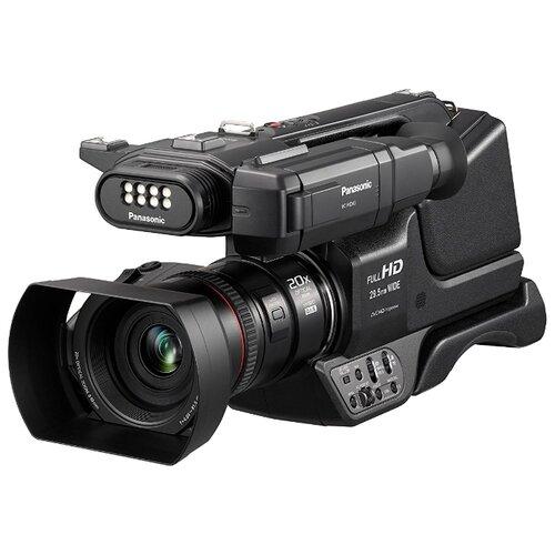Фото - Видеокамера Panasonic HC-MDH3E видеокамера panasonic hc w580