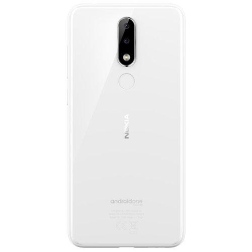 Смартфон Nokia 5.1 Plus Android смартфон
