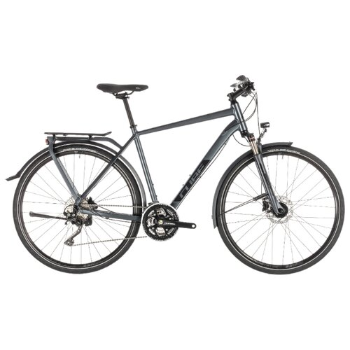 велосипед cube stereo hybrid 120 hpa pro 500 27 5 2017 Дорожный велосипед Cube