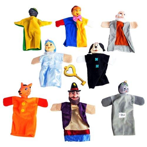 Жирафики Кукольный театр кукольный театр жирафики ширма для кукольного театра настольная 68396