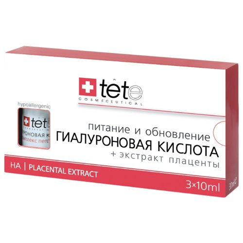 TETe Cosmeceutical Hyaluronic коврик придверный tete a tete tete a tete mp002xu02nxn