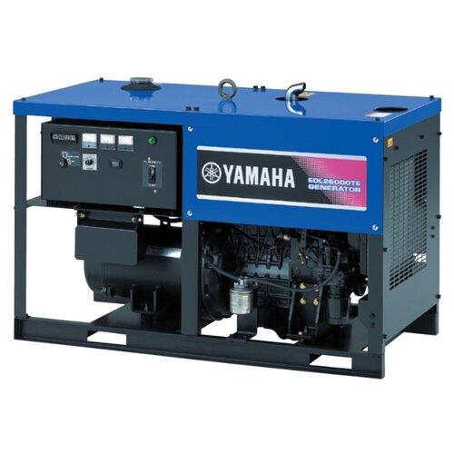 Дизельный генератор Yamaha yamaha p37d