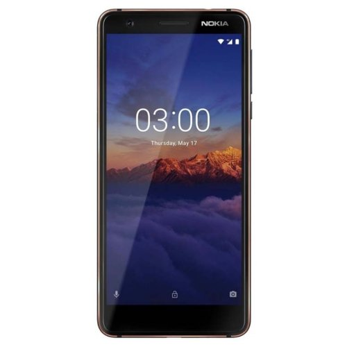 Смартфон Nokia 3.1 16GB Android смартфон