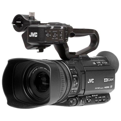 Фото - Видеокамера JVC GY-HM250E утюг braun si 3054 gy