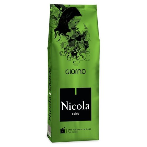 Кофе в зернах Nicola Giorno