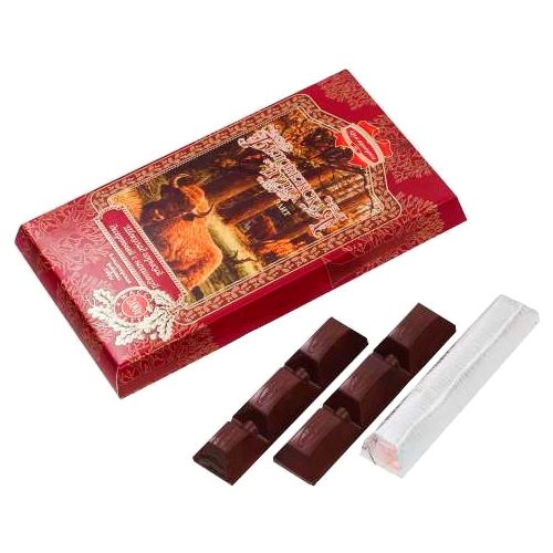 Шоколад Коммунарка Беловежская коммунарка шоколад горький с клубничным соком 200 г