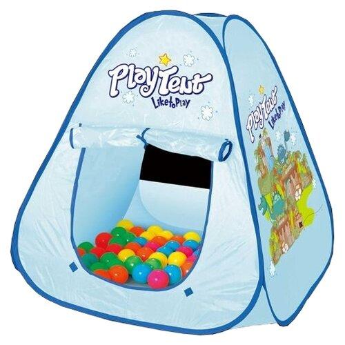 Палатка Наша игрушка Остров игрушка