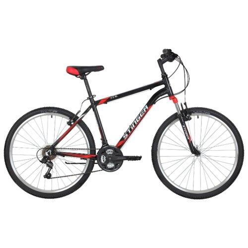 Горный MTB велосипед Stinger велосипед stinger 24 defender 12 5 серый 24 shv defend 12 gr8
