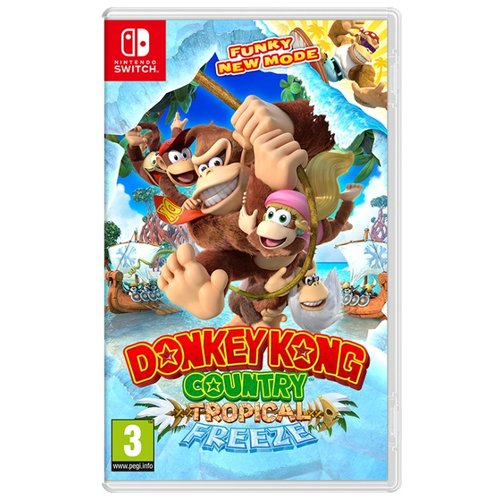Donkey Kong Country: Tropical фото