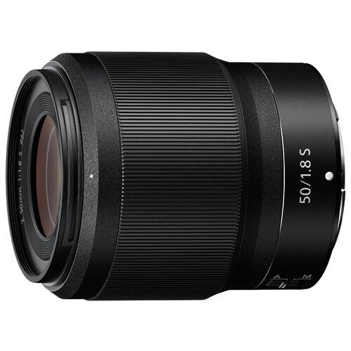 Фото - Объектив Nikon 50mm f 1.8S объектив