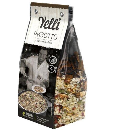 Yelli Ризотто с белыми грибами