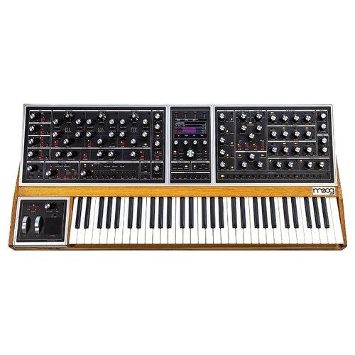 Синтезатор Moog One 16-voices moog k9492 strut mount kit