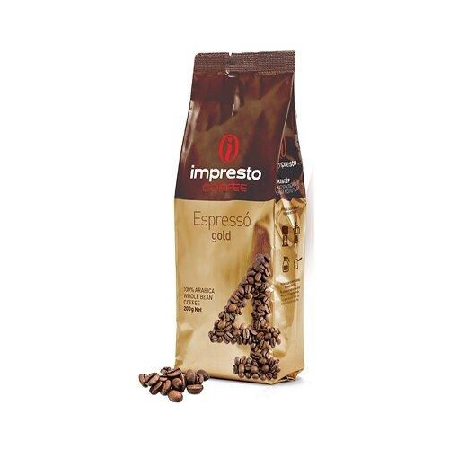 Кофе в зернах Impresto Espresso
