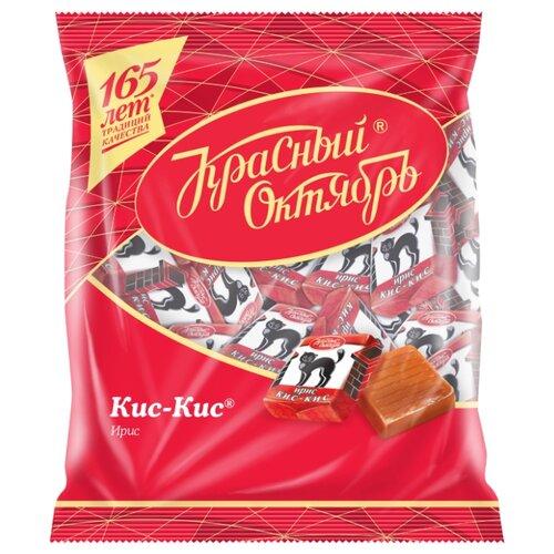 Ирис Красный Октябрь Кис-кис