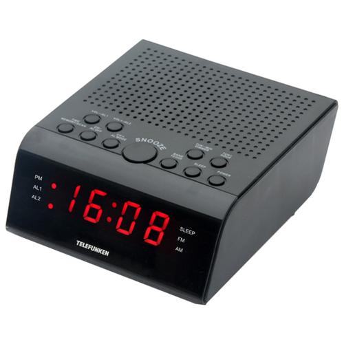 Радиоприемник TELEFUNKEN TF-1590 радиоприемник telefunken tf 1571 белый