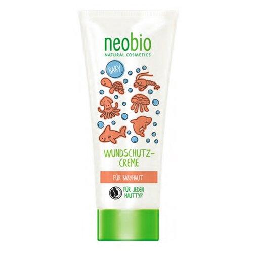 Neobio Крем с Био-Алоэ и детская косметика neobio крем с био алоэ и био календулой для младенцев для защиты кожи в области пеленания