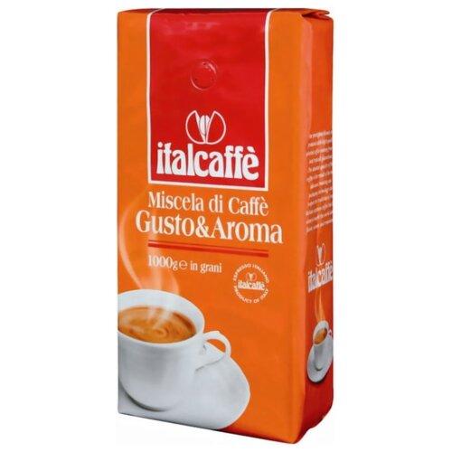 Кофе в зернах Italcaffe Gusto &