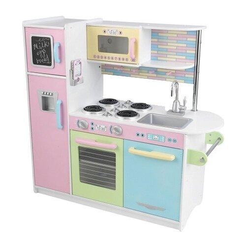 Фото - Кухня KidKraft 53260 53257 53298 деревянная кухня kidkraft uptown espresso 53260 ke