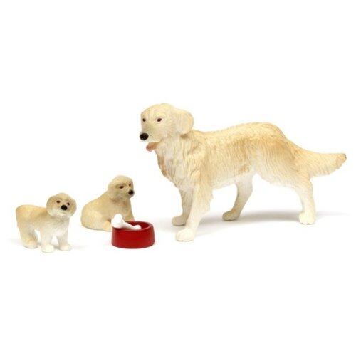 Фото - Игровой набор Lundby Пес семьи аксессуары для домика lundby пес семьи со щенками